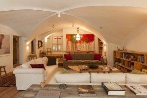 luxury Apartment Blu-luxury chalet st moritz living room wohnzimmer